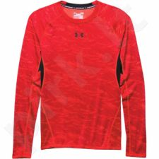 Marškinėliai kompresiniai Under Armour HeatGear® Armour Printed Long Sleeve Compression M 1258896-984