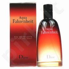 Christian Dior Aqua Fahrenheit, tualetinis vanduo vyrams, 75ml [pažeista pakuotė]