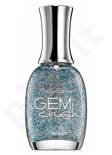 Sally Hansen Gem Crush Nail Color, kosmetika moterims, 9,17ml, (02 Cha-Ching)