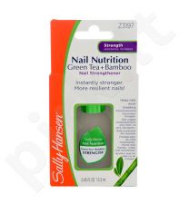 Sally Hansen Nail Nutrition Green Tea+Bamboo, kosmetika moterims, 13,3ml
