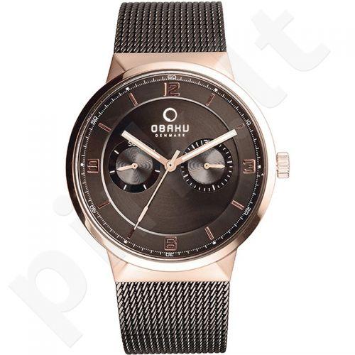 Vyriškas laikrodis OBAKU OB V170GMVBMB