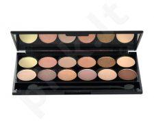 Sleek MakeUP I-Divine akių šešėliai Palette, kosmetika moterims, 13,2g, (430 A New Day)