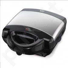 TEFAL SW6058 Sandwich maker, 3 plates: grill/sandwiches/waffles, Indicator light, Power 750W, Black
