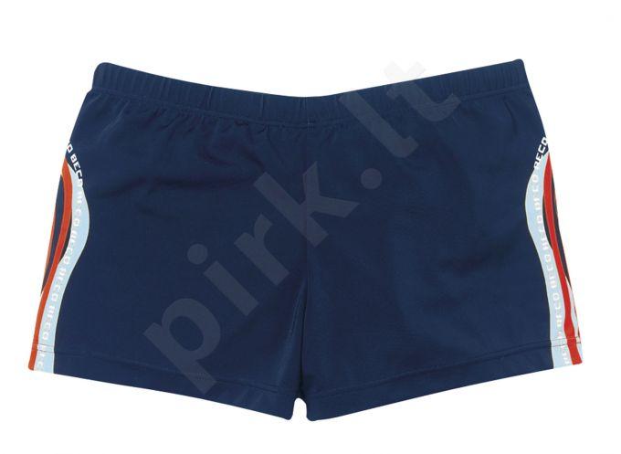 Maudymosi glaudės boxer vyrams 7032 7 6 navy/light blue/