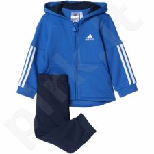 Sportinis kostiumas  Adidas Sports Full Zip Hooded Jogger Kids BP5297