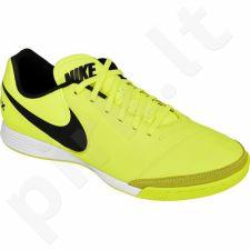 Futbolo bateliai  Nike TiempoX Genio II Leather IC M 819215-707