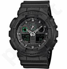 Vyriškas laikrodis Casio G-Shock GA-100MB-1AER