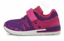 D.D. step violetiniai sportiniai bateliai 26-31 d. csg-078cm