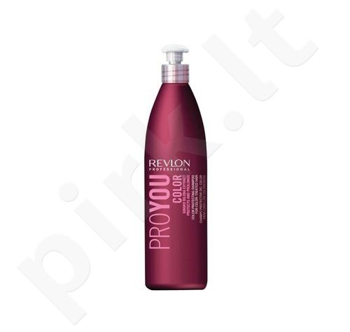Šampūnas dažytiems plaukams Revlon ProYou Color, 350ml