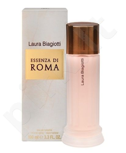 Laura Biagiotti Essenza di Roma, tualetinis vanduo (EDT) moterims, 25 ml