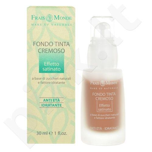 Frais Monde Make Up Naturale kremasy Foundation, kosmetika moterims, 30ml, (3)