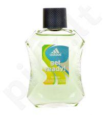 Adidas Get Ready!, losjonas po skutimosi vyrams, 50ml