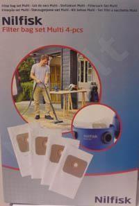 NILFISK Multi D.s. filtras 107402336