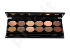 Sleek MakeUP I-Divine akių šešėliai Palette, kosmetika moterims, 13,2g, (429 All Night Long)