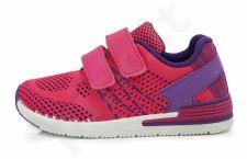 D.D. step rožiniai sportiniai bateliai 20-25 d. csg-077c