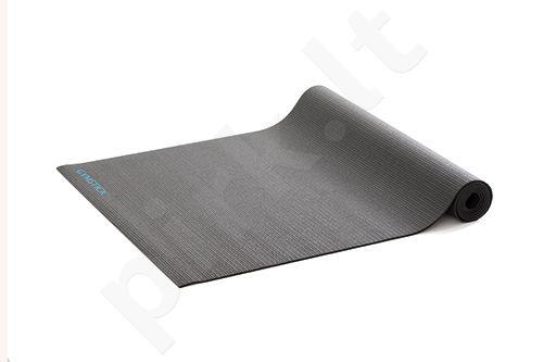 Kilimėlis gimnast. ACTIVE 170x60x0,4cm black