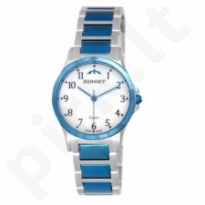 Moteriškas laikrodis BISSET ELEGANCE BSBE78TAWD03BX