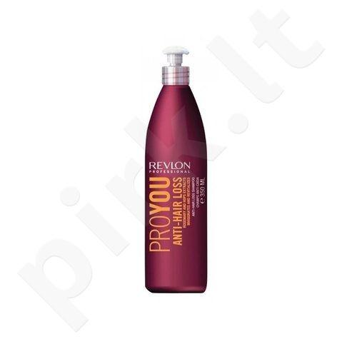 Revlon ProYou Anti Hair Loss šampūnas, 350ml, kosmetika moterims