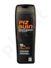 Piz Buin Moisturising Sun Lotion SPF10, kosmetika moterims, 200ml