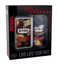 STR8 Rebel, Eau de Toilette vyrams, 50ml