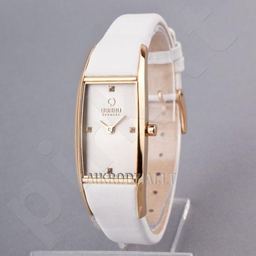 Moteriškas laikrodis Obaku Harmony V150LGIRW