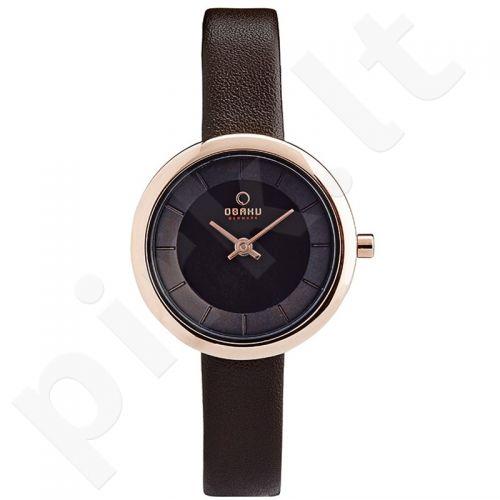 Moteriškas laikrodis OBAKU OB V146LXVNRN