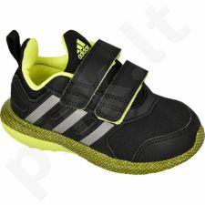 Sportiniai bateliai bėgimui Adidas   hyperfast 2.0 CF I Kids AQ3852