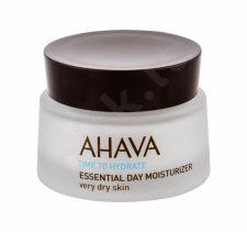 AHAVA Essentials, Time To Hydrate, dieninis kremas moterims, 50ml