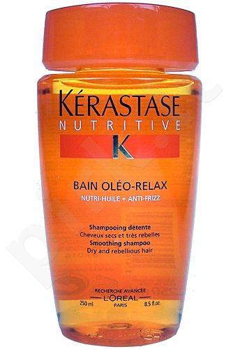 Kerastase Nutritive Bain Oléo-Relax Smoothing Sham Dry Rebel, 250ml, šampūnas