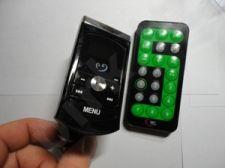 Automobilinis MP3 LCD moduliatorius
