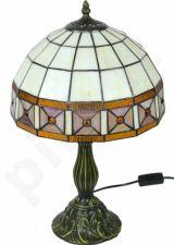 Vitražinė stalinė lempa 97269