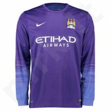 Marškinėliai vartininkams Nike Manchester City FC Goalkeeper Junior 659085-547