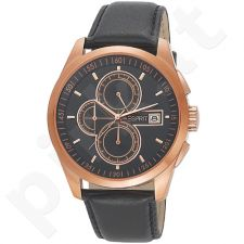 Esprit ES104091003 Circolo Chrono Rosegold vyriškas laikrodis-chronometras