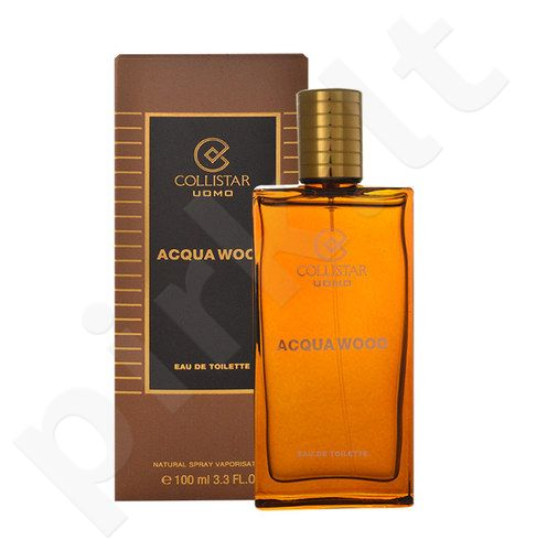 Collistar Acqua Wood, EDT vyrams, 100ml
