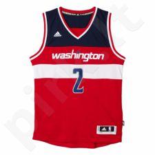 Marškinėliai krepšiniui Adidas Swingman Washington Wizards John Wall M A78943