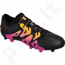 Futbolo bateliai Adidas  X 15.1 FG/AG M S74595