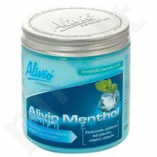 Šaldantis gelis masažui AG Alivio Menthol 250ml
