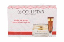 Collistar Collagen Cream Balm, Pure Actives, rinkinys dieninis kremas moterims, (Day Care 50 ml + Eye Contour Hyaluronic Acid 15 ml)