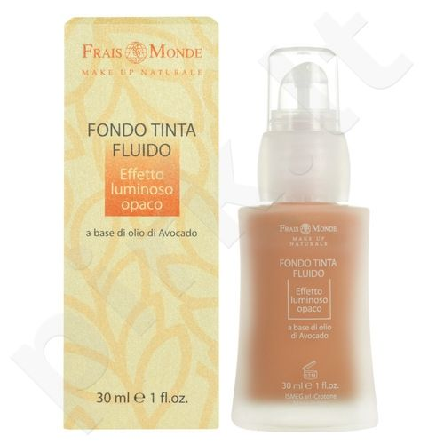 Frais Monde Make Up Naturale kreminė pudra, kosmetika moterims, 30ml, (1)