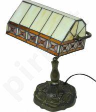 Vitražinė stalinė lempa 97268