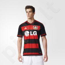 Varžybiniai marškinėliai Adidas Bayer 04 Leverkusen Replika M S88632