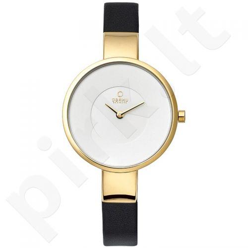Moteriškas laikrodis OBAKU OB V149LXGIRB