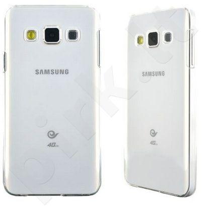 Samsung Galaxy A3 dėklas HARD Bigben permatomas