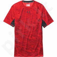 Marškinėliai kompresiniai Under Armour HeatGear® Armour Printed Short Sleeve Compression M 1257477-984