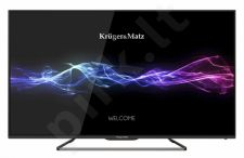Kruger&Matz TV 55'' with tuner DVB-T2 HD