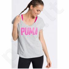 Marškinėliai Puma EVO Tee W 83849534