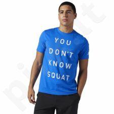 Marškinėliai Reebok Dont Know Squat M BQ8301
