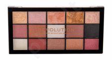 Makeup Revolution London Re-loaded, akių šešėliai moterims, 16,5g, (Affection)