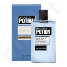 Dsquared2 Potion Blue Cadet, tualetinis vanduo vyrams, 30ml
