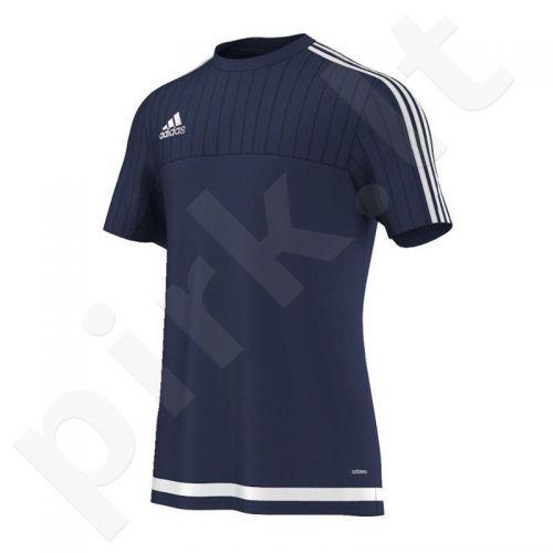 Marškinėliai futbolui Adidas Tiro 15 M S22430